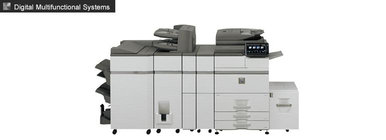 Black and White MFP Office Printer