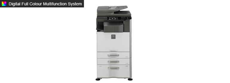 DX-2000u A3 Colour Printer