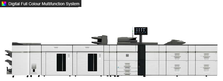 65 Print Speed PPM CPM A3 MFP