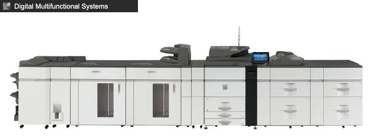 High speed A3 Printer