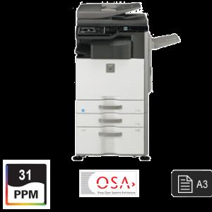Sharp 31 ppm Printer