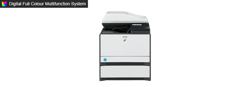 Small Color Office A4 Printer MFP