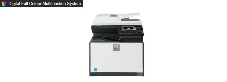 Office Printer A4 Colour MFP