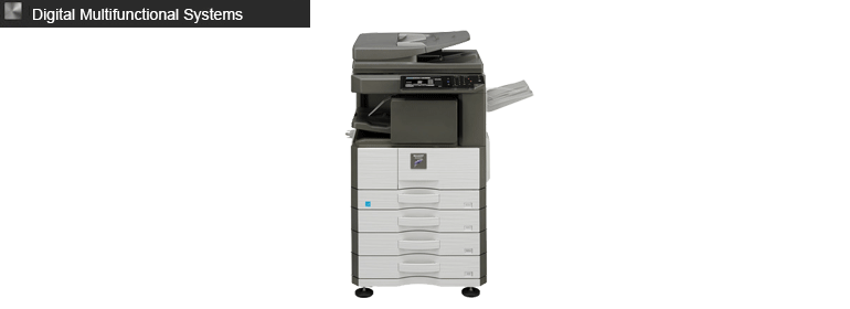 MX Printer M265U B&W