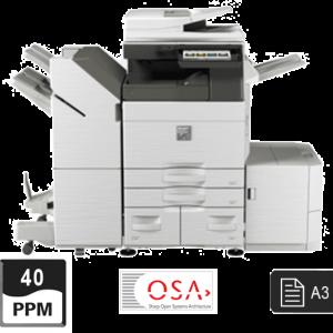 a3 copier printer office 40ppm