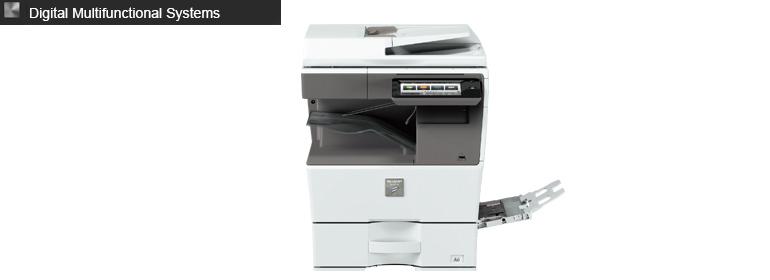 sharp mx-455-b355w